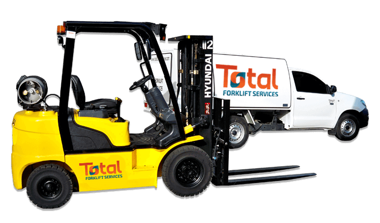 About Us Total Forklift